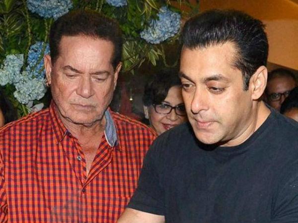 पापा मेरी फिल्मों की स्क्रिप्ट पर भरोसा नहीं करते, वो कहते थे फिल्म पिटेगी - सलमान खान