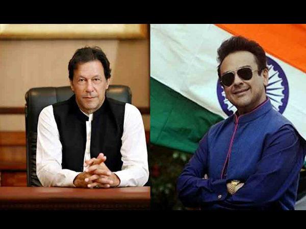 CAB- अदनान सामी ने इमरान खान को लताड़ा- बोले 'नागरिकता बिल पर अपनी टांग अड़ाना बंद करो'