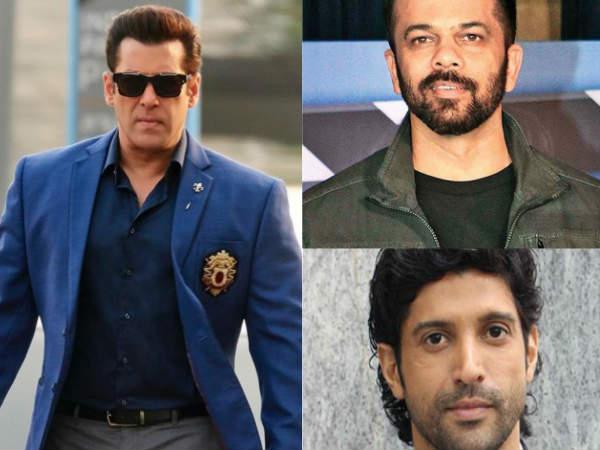 सलमान खान के साथ फिल्म करना चाहते हैं फरहान और रोहित शेट्टी- जानिए क्या बोले सलीम खान