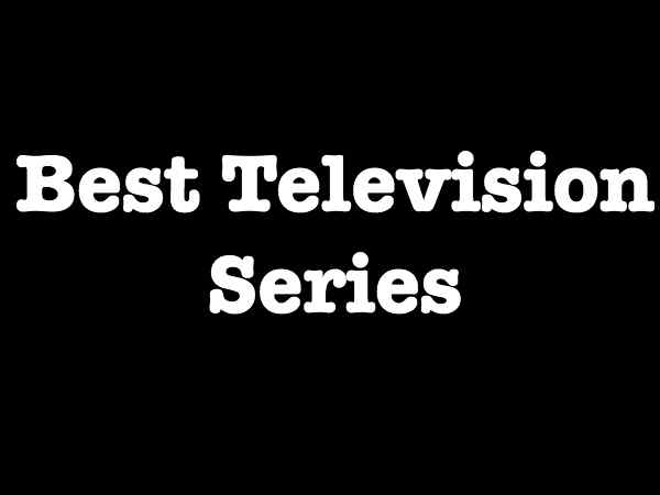 बेस्ट टीवी सीरीज़ - ड्रामा
