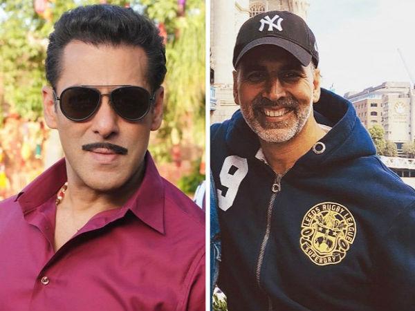 राधे vsअक्षय 'लक्ष्मी बॅाम्ब', सलमान ने कहा- ईद पर 3 फिल्में आ जाए, अच्छा नहीं लगा, नहीं देखेंगे