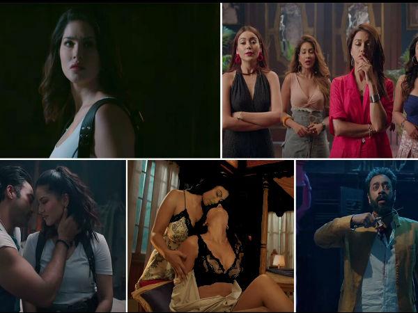 रागिनी एमएमएस रिटर्न 2 Trailer: बेहद बोल्ड- डरावनी है सेक्सी रागिनी, अकेले में देखिए नहीं तो..