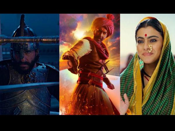 Tanhaji Box Office: अजय देवगन की तानाजी रचेगी इतिहास, रफ्तार से धड़ाधड़ कमाई !