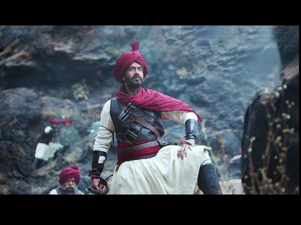 BOX OFFICE पर अजय देवगन की तानाजी का जबरदस्त तहलका, 200 करोड़ छप्पर फाड़!