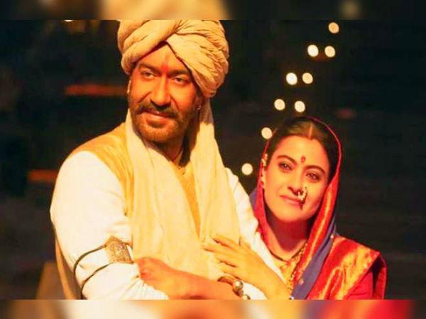 BOX OFFICE: अजय देवगन की तानाजी ने तोड़ा सिंबा का रिकॅार्ड,धुआंधार कमाई, सुपरहिट !