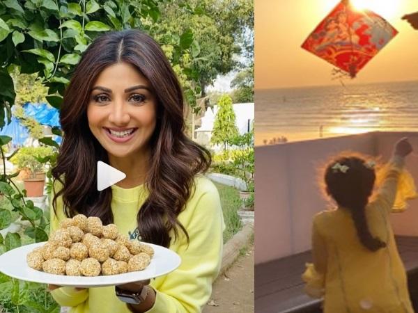 मकर संक्रांति 2020: शाहिद कपूर की बेटी मीशा ने उड़ाई पतंग तो इन सितारों ने दी शुभकामनाएं