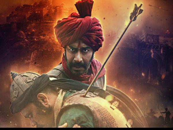 BOX OFFICE पर अजय देवगन ने बनाया रिकॅार्ड, साल 2020 की पहली 200 करोड़ी फिल्म !