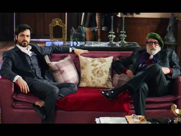 अमिताभ बच्चन के साथ काम करके उत्साहित हैं इमरान हाशमी, कहा- 'यह मेरे लिए एक उपलब्धि है'