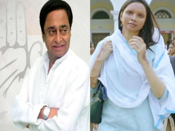 दीपिका पादुकोण की छपाक को सम्मानित करेगी एमपी की कमल नाथ सरकार- दो गुटों में बंटी राजनीति
