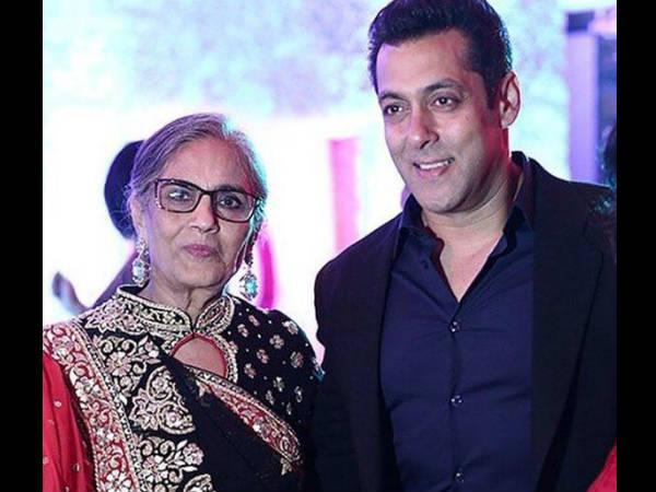 सलमान खान की मां सलमा खान ने 77 साल की उम्र में किया इंस्टाग्राम पर डेब्यू