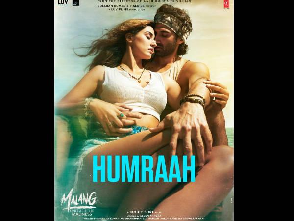 Malang- आदित्य रॉय कपूर और दिशा पटानी का नया गाना 'हमराह' 23 जनवरी को होगा रिलीज़!