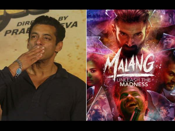 फिल्म मलंग के मुरीद हुए सलमान खान- ट्रेलर देखते ही कर डाला ऐसा ट्वीट