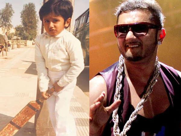 यो यो हनी सिंह ने सोशल मीडिया पर अपने बचपन की एक प्यारी तस्वीर की साझा!