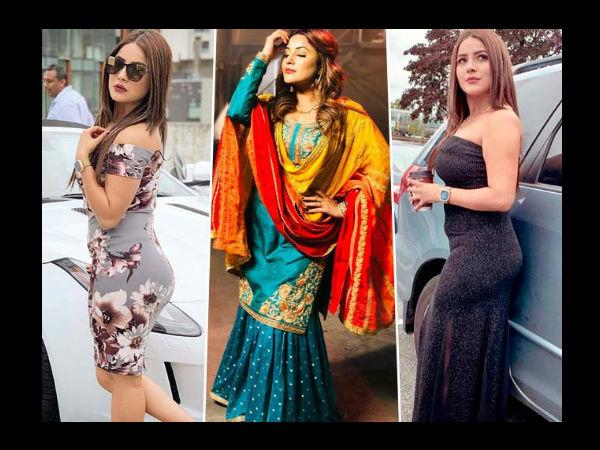 Birthday: विदेशी छोरी बन कर पंजाब की कैटरीना 'शहनाज गिल' ने मचाया बवाल, बेहद बोल्ड