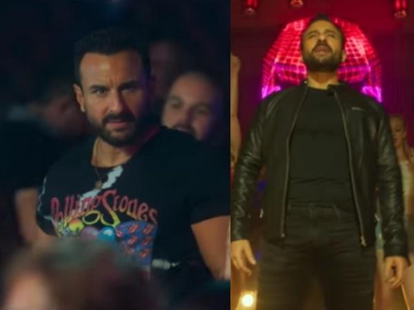 Video: सैफ अली खान की फिल्म जवानी जानेमन से 'ओले ओले 2.0'  सॉन्ग रिलीज