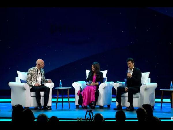 शाहरुख खान, जोया अख्तर और जेफ बेजोस ने साझा किया मंच- धड़ल्ले से वायरल हुआ वीडियो