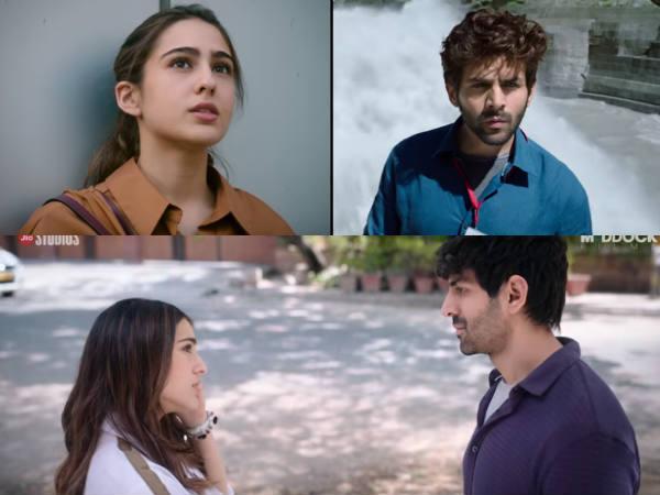 'लव आज कल' TRAILER: कार्तिक- सारा का इश्क देखकर याद आएंगे दीपिका- सैफ अली खान