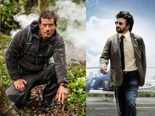 फिल्मों में नहीं, Man vs Wild में बेयर ग्रिल्स के साथ दिखेगा रजनीकांत का धमाकेदार एक्शन- Video Viral