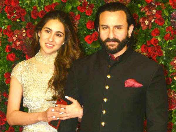मेरी लव आज कल का ट्रेलर बेहतर था - सैफ अली खान ने दिया सारा - कार्तिक की फिल्म पर रिएक्शन