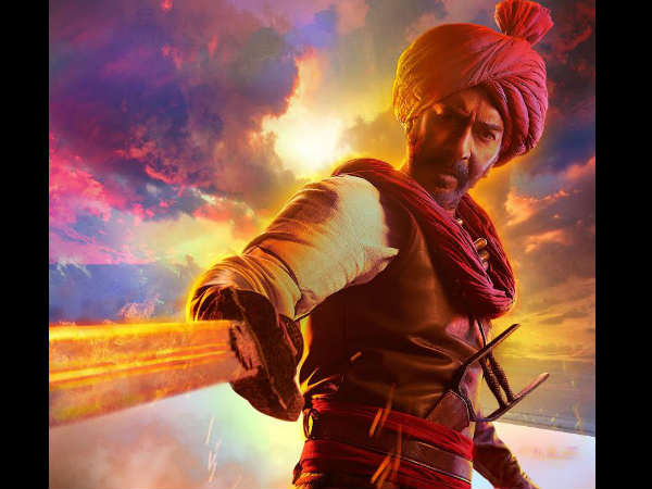 अजय देवगन की ''तान्हाजी'' का मुंबई में धमाकेदार कलेक्शन- 100 करोड़ के साथ सिर्फ बाहुबली से पीछे