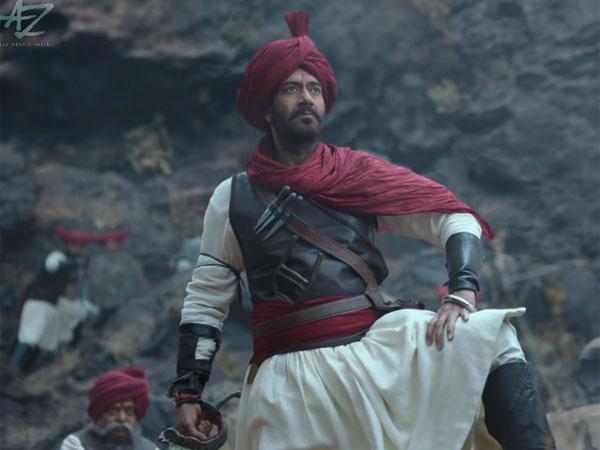 BOX OFFICE: सुपरहिट है अजय देवगन की 'तान्हाजी'- दूसरे हफ्ते भी शानदार प्रदर्शन