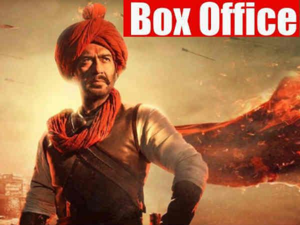 तानाजी बॉक्स ऑफिस - 7वें दिन अजय देवगन की छप्पर फाड़ कमाई, जानिए पहले हफ्ते का कलेक्शन