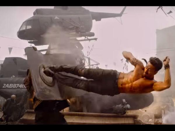 """2020 की सबसे बड़ी एक्शन फ़िल्म है टाइगर श्राफ की """"बागी 3"""" - मार्च में बॉक्स ऑफिस धमाका"""