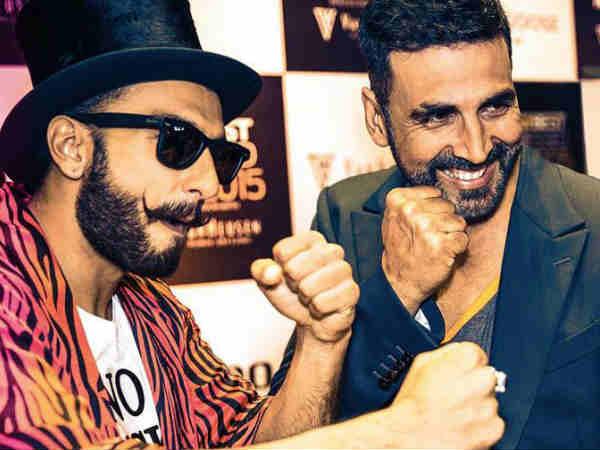 अक्षय कुमार- रणवीर सिंह के साथ इस हॉलीवुड फिल्म की रीमेक बनाना चाहते हैं रोहित शेट्टी !