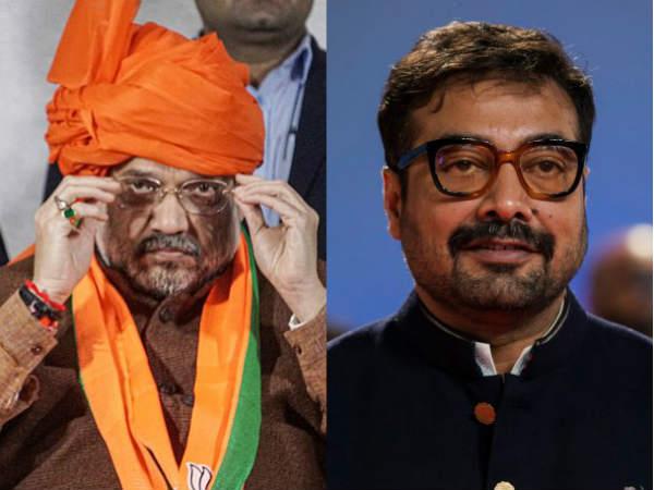 """दिल्ली हिंसा पर अनुराग कश्यप ने कहा- """"अमित शाह माफी मांग लें तो आधी परेशानी खत्म हो जाएगी"""""""