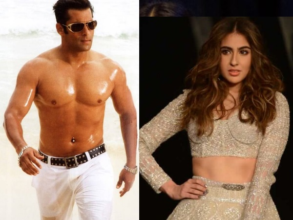 Bollywood stars crush