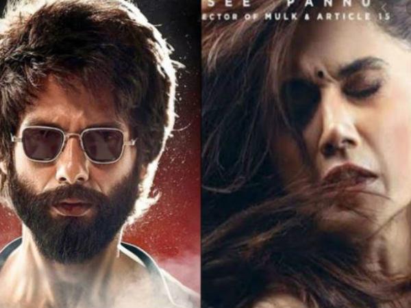 शाहिद कपूर की 'कबीर सिंह' का जवाब है फिल्म 'थप्पड़' ? तापसी पन्नू ने इसपर दिया बड़ा बयान
