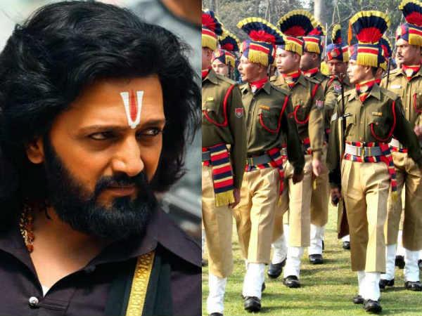 असम पुलिस ने इसलिए पोस्ट की रितेश देशमुख की तस्वीर- अभिनेता ने दिया जवाब