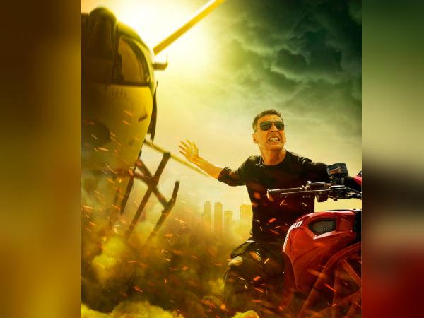 सूर्यवंशी के धमाकेदार एक्शन पोस्टर के साथ ट्रेलर रिलीज डेट का ऐलान- आ रहे हैं अक्षय कुमार