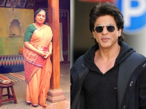 शाहरुख खान की ऑनस्क्रीन मां किशोरी बल्लाल का निधन- अभिनेता ने किया ऐसा ट्वीट
