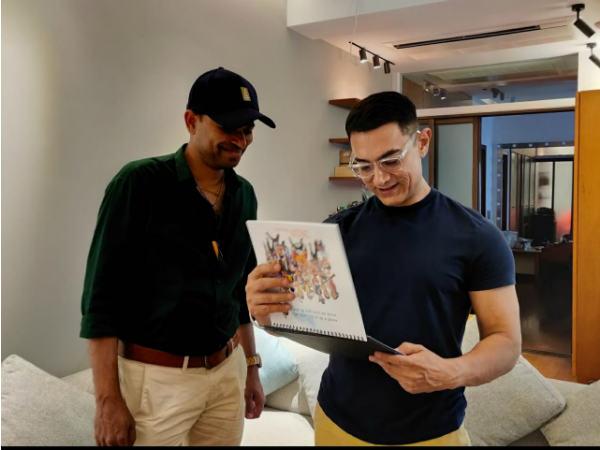 12 महीने और सुपरस्टार आमिर खान के 12 दमदार किरदार- देखकर हो जाएंगे हैरान, PICS