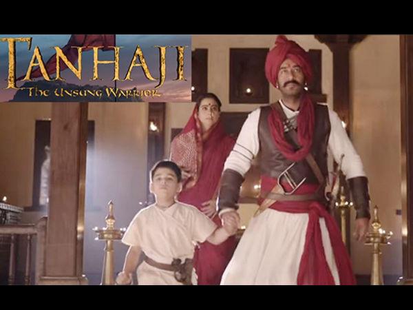 Tanhaji Box Office Record: अजय देवगन बने वर्ल्डवाइड ग्रोसर सुपरस्टार, तगड़ी कमाई