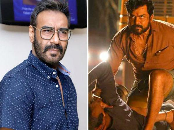 अजय देवगन की एक्शन फिल्म 'कैथी' रिलीज से पहले 'ब्लॅाकबस्टर', फैंस के ट्वीट का धमाका