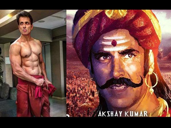 अक्षय कुमार की पृथ्वीराज से जुड़ी तगड़ी खबर, 2020 की सबसे महंगी फिल्म- सोनू सूद