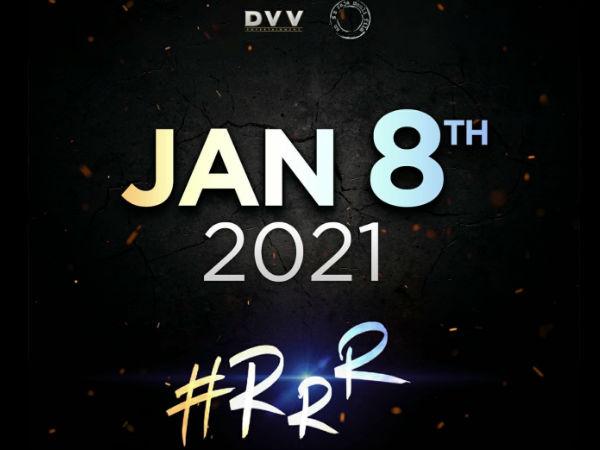 अजय देवगन के साथ होगी 2021 की धमाकेदार शुरुआत- RRR की रिलीज डेट तय