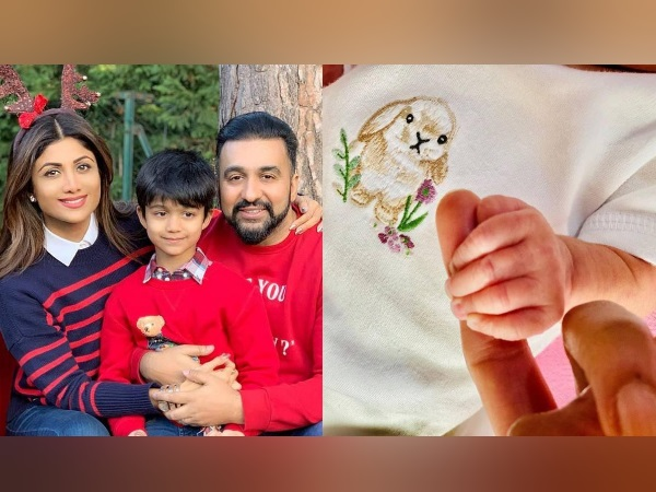 शिल्पा शेट्टी की बेटी समिषा का ग्रैंड वेलकम, दमदार पार्टी से मचा 'हंगामा'- Leak हुईं Photos !