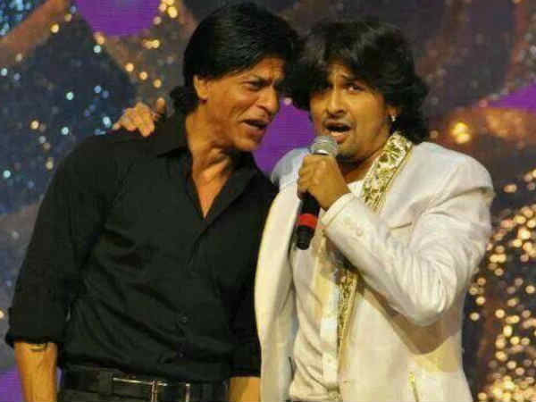 sonu-nigam-accepts-this-shahrukh-khan-song-changed-his-career