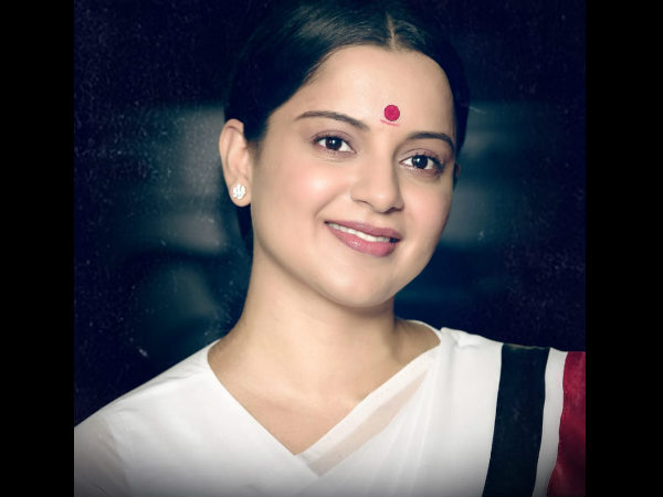 जयललिता की बॉयोपिक फिल्म 'थलाइवी' से कंगना रनौत का नया लुक रिलीज- शानदार है पहली झलक