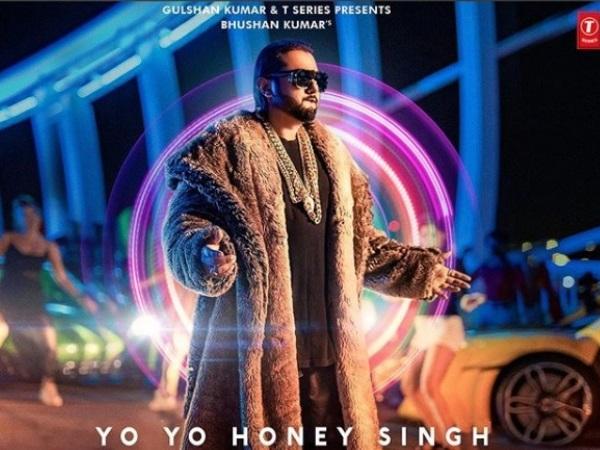 यो यो हनी सिंह के नए गाने 'लोका' का ऐलान, देखें पोस्टर