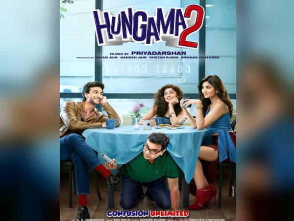 थियेटर नहीं, ओटीटी पर आएगी शिल्पा शेट्टी की कमबैक फिल्म 'हंगामा 2'- मेकर्स कर रहे हैं तगड़ी डील!