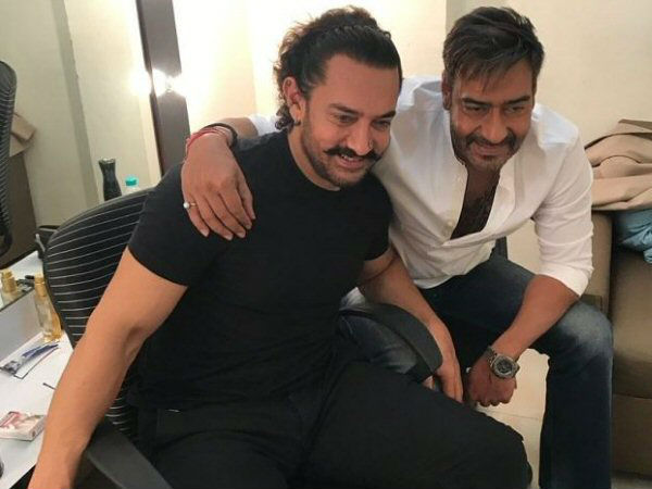 आमिर खान के जन्मदिन पर अजय देवगन का खुलासा- बोले 'मेरे और काजोल के लिए लकी हैं आमिर'