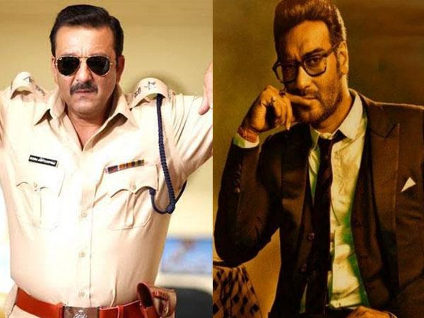 अजय देवगन के साथ संजय दत्त की तिगड़ी, भुज फिल्म में होगा बड़ा धमाल, फर्स्ट लुक Leak !
