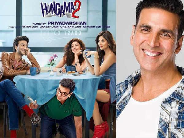 Hungama 2- अक्षय कुमार ने कहा प्रियदर्शन जो कुछ कहें आंख बंद करके फॉलो करो- मीजान जाफरी
