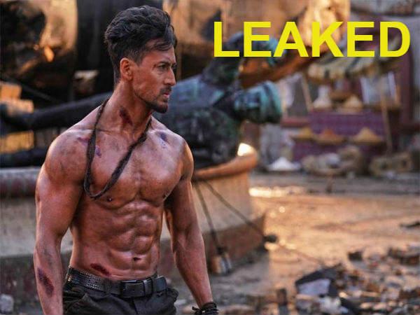 रिलीज होते ही लीक हुई बागी 3- टाइगर श्रॉफ की फिल्म को तमिलरॉकर्स ने दिया झटका!
