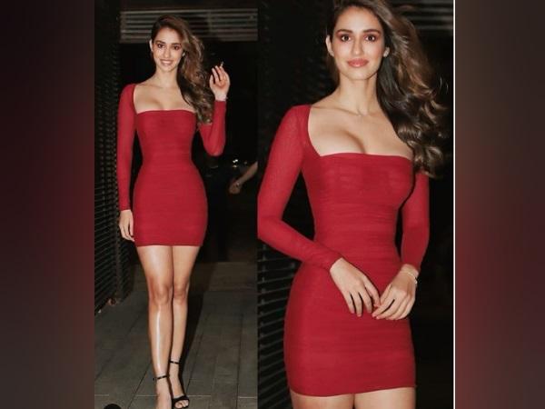 रेड ड्रेस में दिशा पटानी ट्रोल, कहा-'मैं अपने लिए कपड़े पहनती हूं, ट्रोलर्स को क्या मतलब ?'
