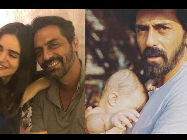 अर्जुन रामपाल के Video ने मचाई सनसनी- 7 महीने के बेटे के साथ कर्फ्यू में मुंबई से दूर फंस गया